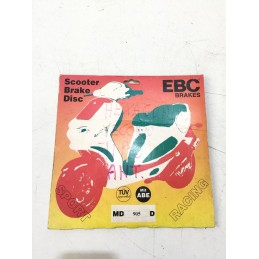 EBC Disco Freno Hexagon 125...